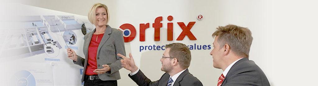 Freie Stellen und Jobs bei orfix international